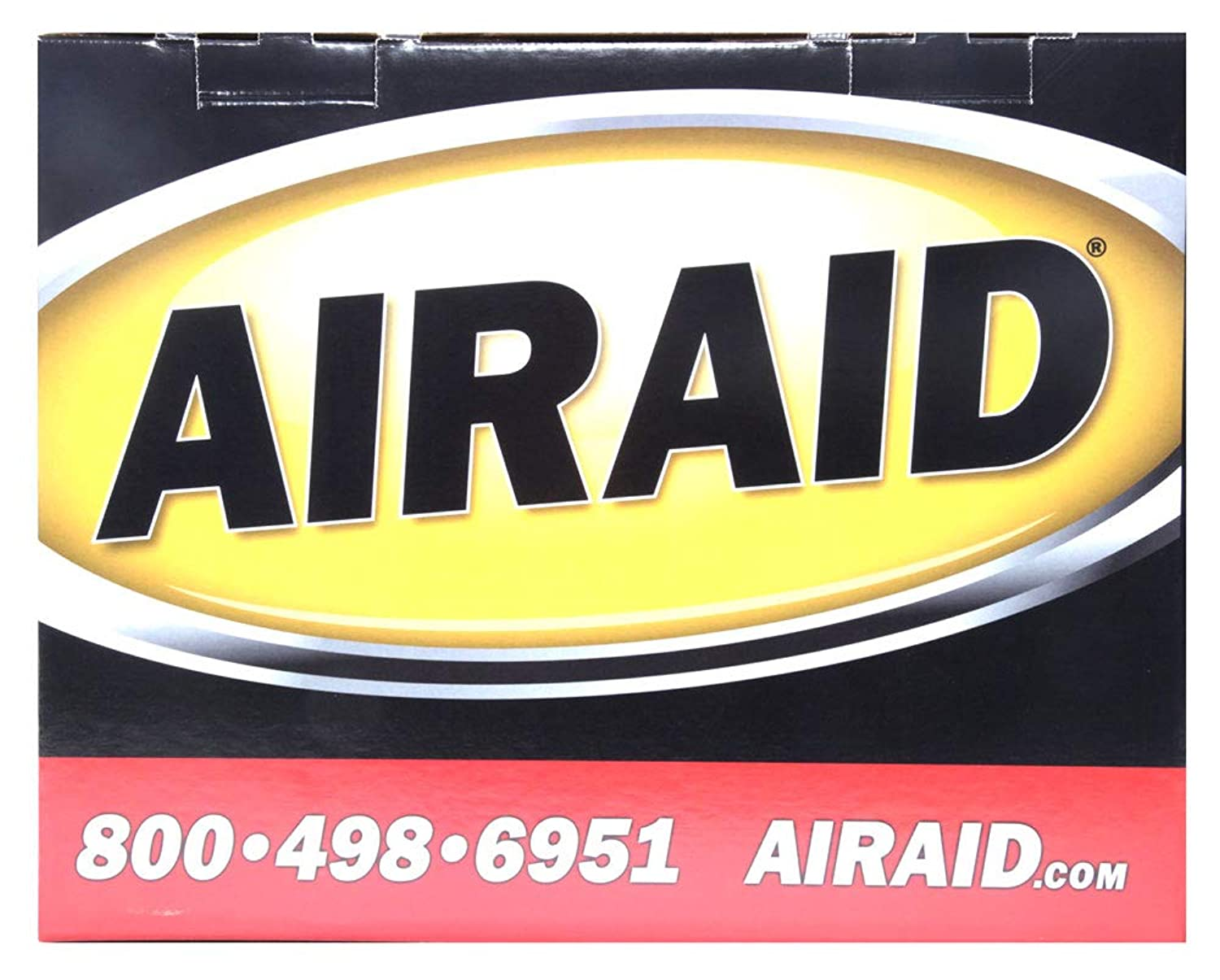 Airaid 203-233 AIRAID Cold Air Box Intake System rpkevx4275406