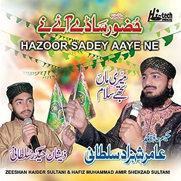 Hazoor Sadey Aaye Ne - Islamic Naats