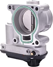 cciyu 1537636, 1252882 Throttle Body Actuator Assembly for Controlling Fuel Injection fit for 2003-2005 2007-2008 2011-2012 Ford Focus 2.0L, 2003-2004 Ford Focus 2.3L