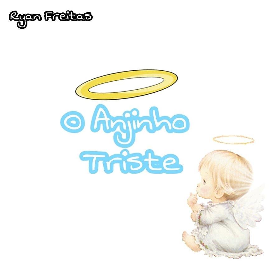 センチメートル横クレーターO Anjinho Triste (Portuguese Edition)
