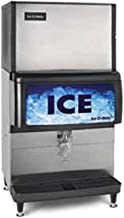 Ice-O-Matic IOD200 Countertop Ice Dispenser with 200 lb Storage Capacity (Ice Machine not included)