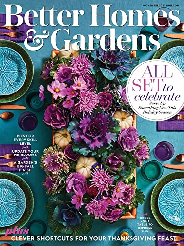 Subscribe to Better Homes & Gardens