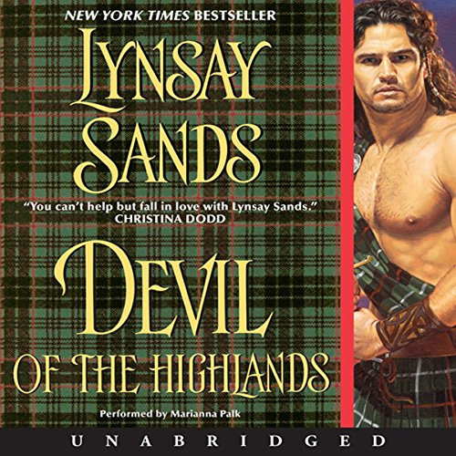 Devil of the Highlands audiobook cover art