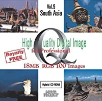 High Quality Digital Image Vol.9 South Asia