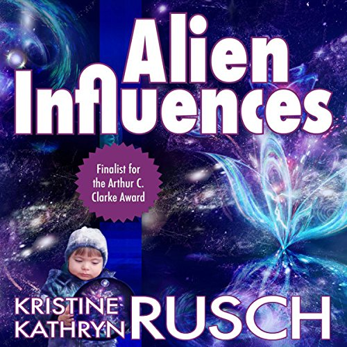 Alien Influences audiobook cover art
