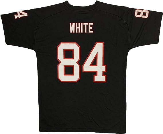 Amazon.com: Roddy White Atlanta Falcons #84 Black Performance ...