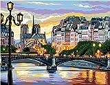 Royal Paris 9880132–00232–37x 47,5cm Medio Aguja Art Kit