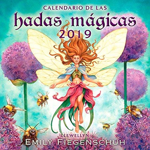 Calendario de las Hadas mágicas 2019 (AGENDAS)