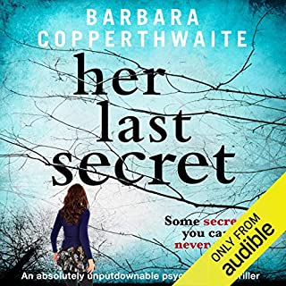 Her Last Secret audiobook cover art