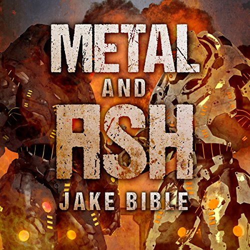Metal and Ash audiobook cover art