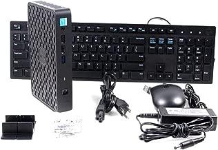 Dell Wyse N03D 3030 Intel Celeron CPU N2807 Dual Core 1.58 GHz HD Graphics 4GB DDR3 SDRAM 16GB SSD Windows Embedded Standard 7 WES7 OS Gigabit Ethernet Thin Client R1KJY-SP-DDD