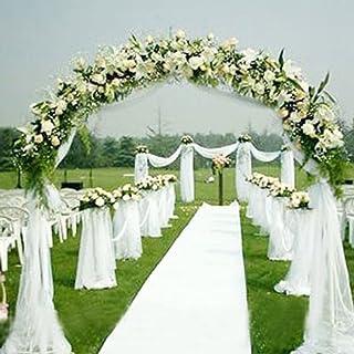 Tissu En Tulle, Mousseline De Soie Pour Le Mariage Décoration De Maison  Salle De Banquet