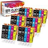 ejet PGI-550XL CLI-551XL Remplacement pour Canon 550XL 551XL Cartouches d'encre Multipack pour Canon PIXMA IP7250 IP8750 MX925 MG5650 IX6850 MX725 MG5550 MG6350 MG6450 MX920 MG6650 (Pack de 30)