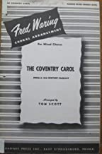 The Coventry Carol SSA