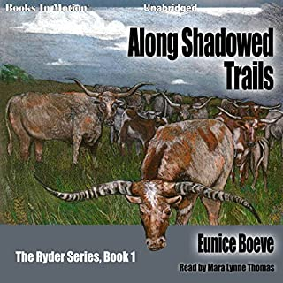 Along Shadowed Trails cover art