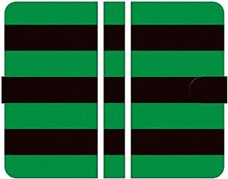 ブレインズ Spray 402LG 手帳型 ケース カバー 勝負服 62 馬 サラブレッド グッズ 競馬 競走馬 グリーン
