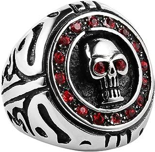 skull ring usa