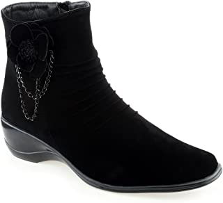 Shuz Touch Black Boot