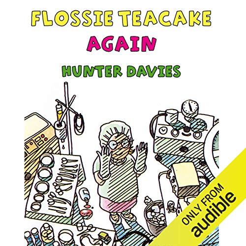 Flossie Teacake Again! audiobook cover art