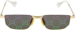 Luxury Fashion | Gucci Womens GG0627S002 Gold Sunglasses | Fall Winter 19