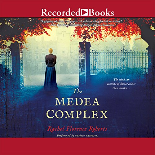 The Medea Complex audiobook cover art