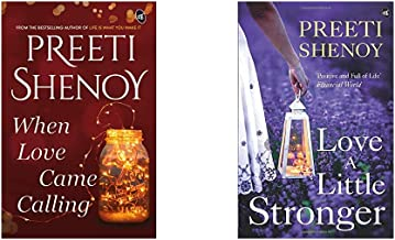 When Love Came Calling + Love A Little Stronger (Set Of 2 Books)