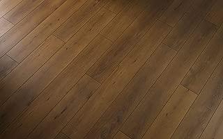 "Modin Rigid Vinyl Plank Flooring, Waterproof, Click, 40 Mil Wear Layer, Brenwick, 12"" Cut Sample"