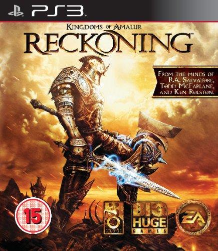 Bester der welt Königreiche von Amarule: Abrechnung (Sony PS3) [Import UK]