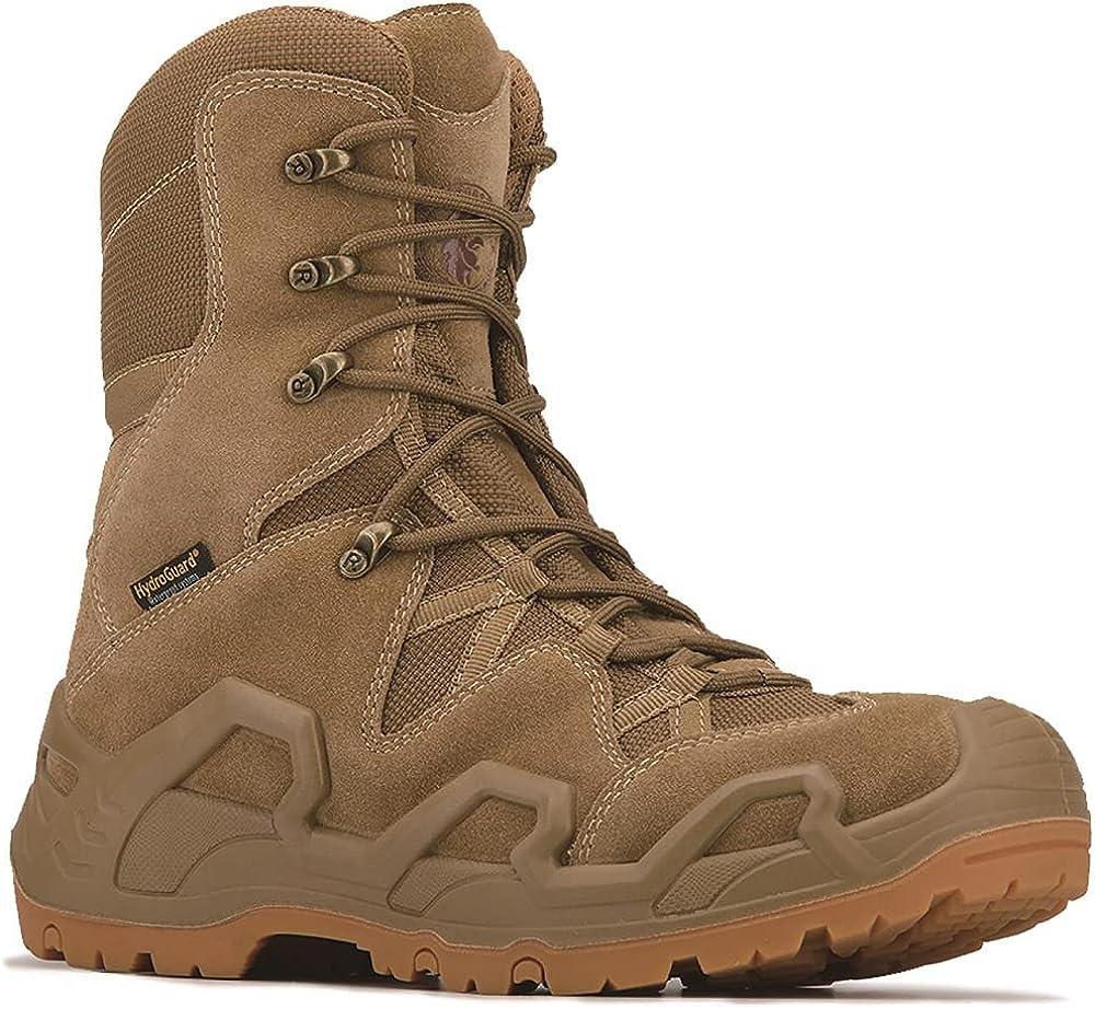 RockRooster Walland Men 6 inch Combat men Wa Boots Trekking for Ranking TOP8 Latest item