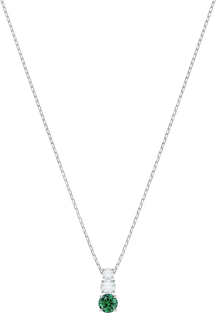 Collana da donna di swarovski della collezione attract trilogy. in lega di metalli anallergizzante 5416153