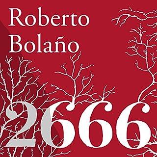 2666 [Spanish Edition] cover art