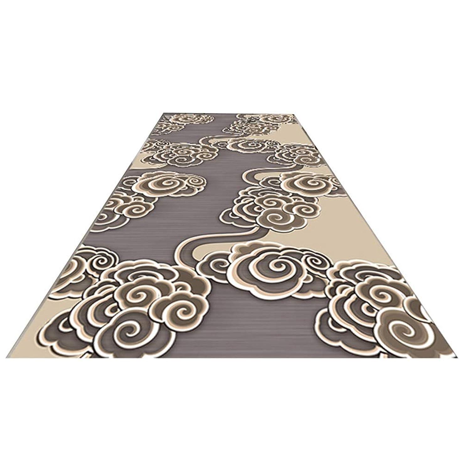 リレークマノミ同一のLJJL 廊下のカーペット リビングルームベッドルームキッチンオフィスのための屋内エリアラグ&ドアノンスリップマットエクストラロングカーペットの床インテリア (Size : 60×100CM)