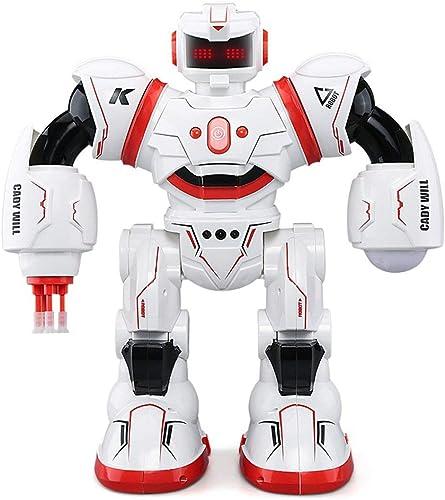 precioso RC Robot Robot Robot Defender programable Baile Inteligente Juguete Musical Regalo para Niños ToGames-ES  envío rápido en todo el mundo