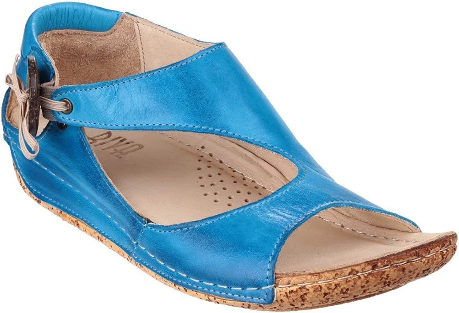 Riva Cartier Leather Womens Sandals