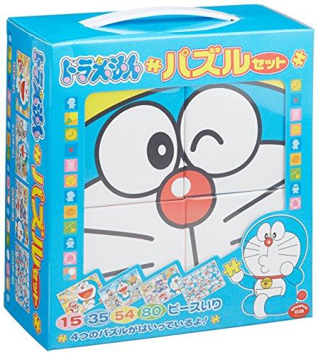 Doraemon Doraemon puzzle set PS-09 (japan import)
