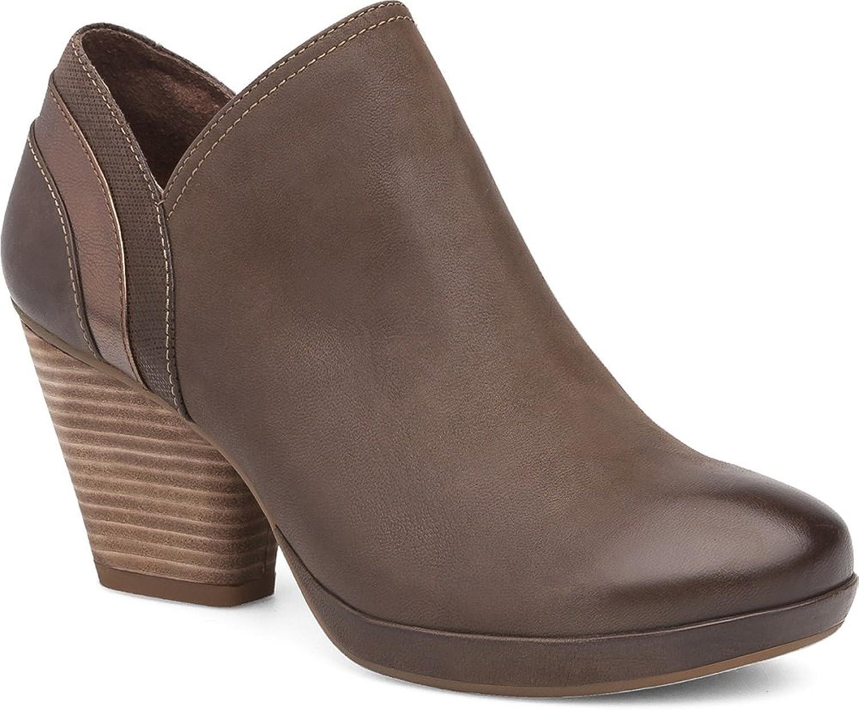 Women's Dansko, Marcia Mid Heel Ankle Boots