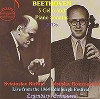 Beethoven - (5) Cello Sonatas by Ludwig Van Beethoven (2004-03-28)