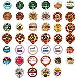 Custom Variety Pack Flavored Coffee for Keurig K-Cup Brewers, 40 Count