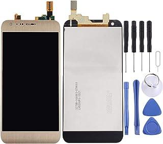 Mobiltelefon ersättningsdelar För LG X Cam / K580 / K580I / K580Y LCD-skärm och Digitizer Full Assembly Reservdelar (Color...