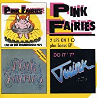 Live at the Roundhouse by Pink Fairies (2002-10-01)