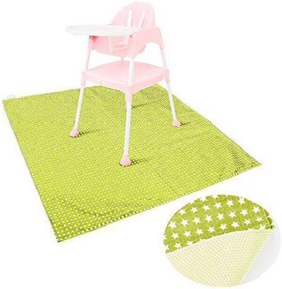 /Étoiles Grises SM SunniMix Tapis Anti-Slip Floor Protector Baby Toy Almoahdilla 110 X110cm /Équipement De S/écurit/é 110 x110cm