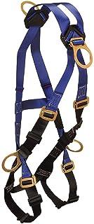 Condor Full Body Harness XL/2XL 425 lb Blu/Blk