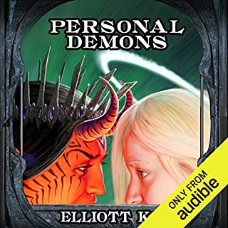 Personal Demons                   By:                                                                                                                                 Elliott Kay                               Narrated by:                                                                                                                                 Tess Irondale                      Length: 18 hrs and 33 mins     1,673 ratings     Overall 4.6