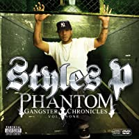 Phantom Gangsta Chronicles 1 (W/Dvd)
