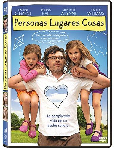 Personas Lugares Cosas [DVD]