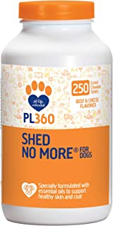 PL360 Shed no More for Dogs
