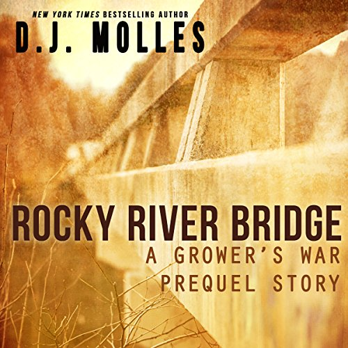 Rocky River Bridge audiobook cover art
