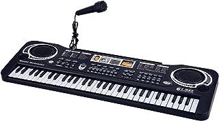 Lonian Piano Keyboard Toy for Kids, 61 Keys Kids Piano Toy M