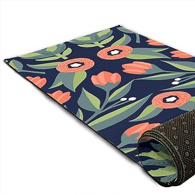 Amazon.com: Snoopy Yoga Mat Area Rug - Non Skid Throw Pad ...