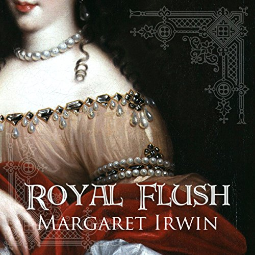 Royal Flush audiobook cover art